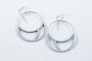 Basket Earrings - Emily Shaffer
