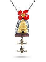 Bee Line Necklace - Chickenscratch