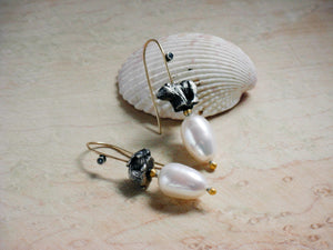 Load image into Gallery viewer, Bear Rabbit Earrings - Melinda Risk