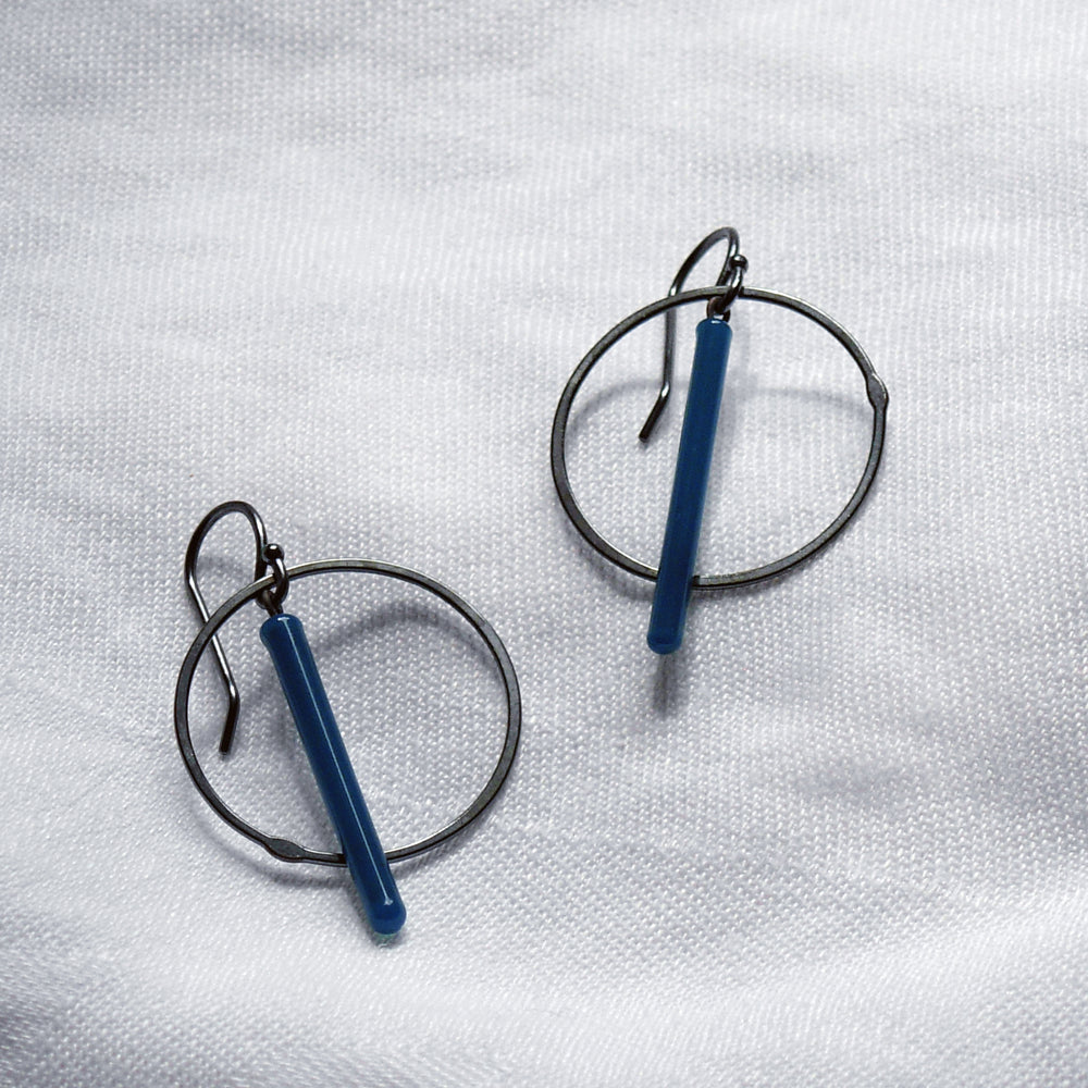 Medium Pendulum Earrings - Krista Bermeo