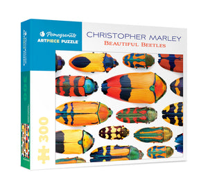 Beautiful Beetles puzzle by Christopher Marley