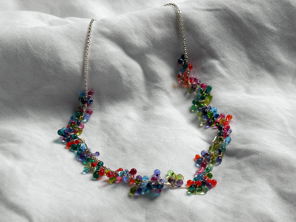Load image into Gallery viewer, Ester's Necklace - Krista Bermeo