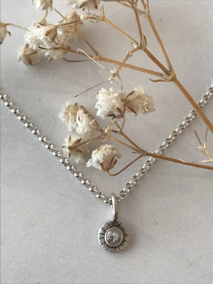 Load image into Gallery viewer, Dazzling & Dainty Necklace - Emily Rosenfeld