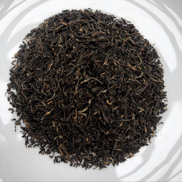 China Golden Black Organic Tea