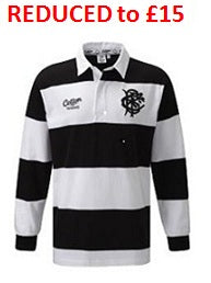 Child - Retro Replica Long Sleeve Rugby Shirt