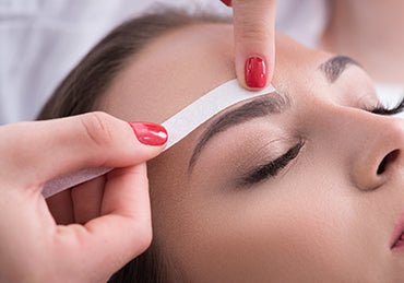 Eyebrow Shaping and Tinting