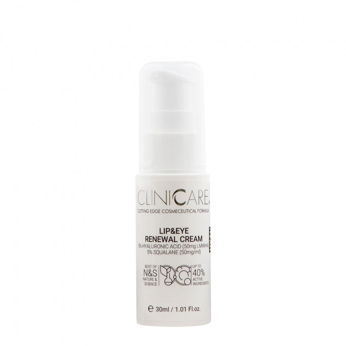 Lip and Eye renewal cream