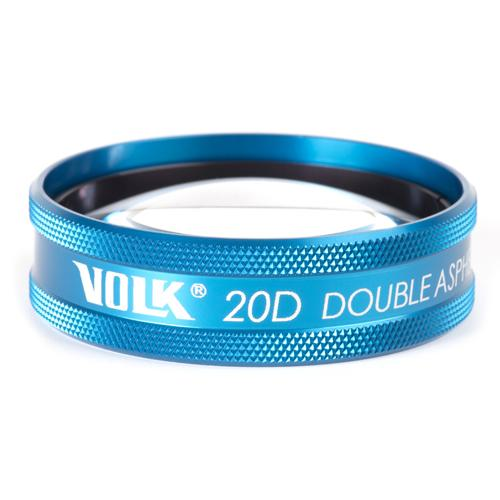 20D BIO Lens - Best combination of Magnification and FOV | Volk (Blue)