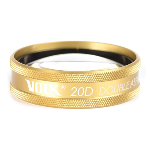 20D BIO Lens - Best combination of Magnification and FOV | Volk (Gold)