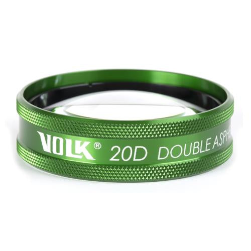 20D BIO Lens - Best combination of Magnification and FOV | Volk (Green)