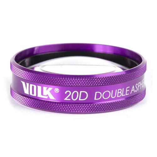 20D BIO Lens - Best combination of Magnification and FOV | Volk (Purple)