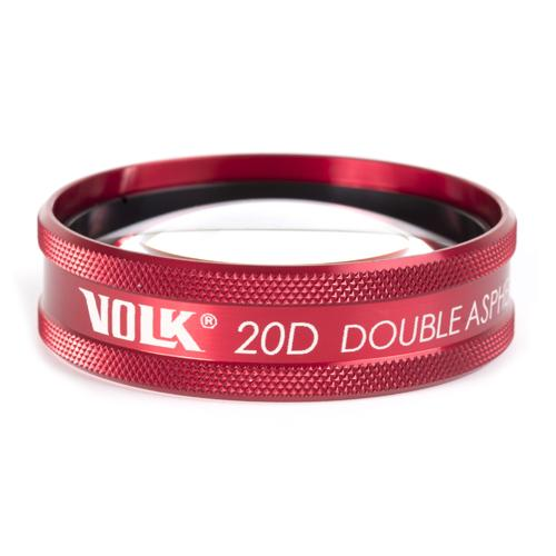 20D BIO Lens - Best combination of Magnification and FOV | Volk (Red)