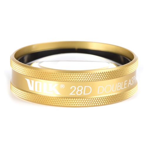 High Magnification 28D BIO Lens | Volk (Gold)
