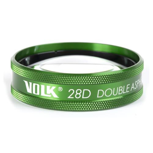 High Magnification 28D BIO Lens | Volk (Green)