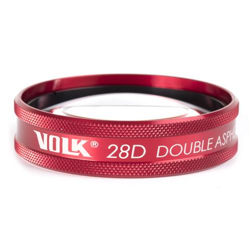 High Magnification 28D BIO Lens | Volk (Red)