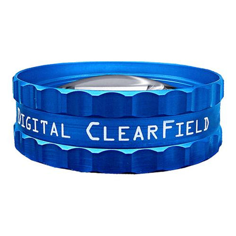 Digital Clear Field BIO Lens | Volk (Blue)