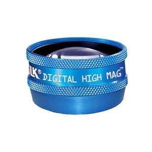 Digital High Mag® Slit Lamp Lens | Volk (Blue)