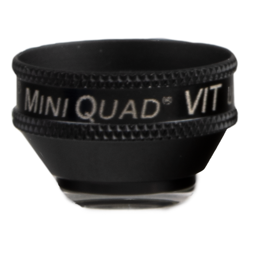 Mini Quad Vitrectomy Lens (Non-Stabilizing Non-ACS) | Volk