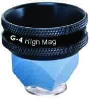 G-4  High Mag Gonio Lens (With Flange) | Volk