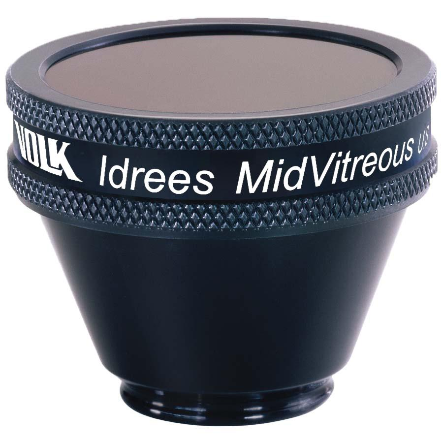 Idrees Mid-Vitreous Speciality Slit Lamp Lens