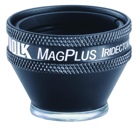 Mag Plus Iridectomy Laser Iris Treatment Lens | Volk