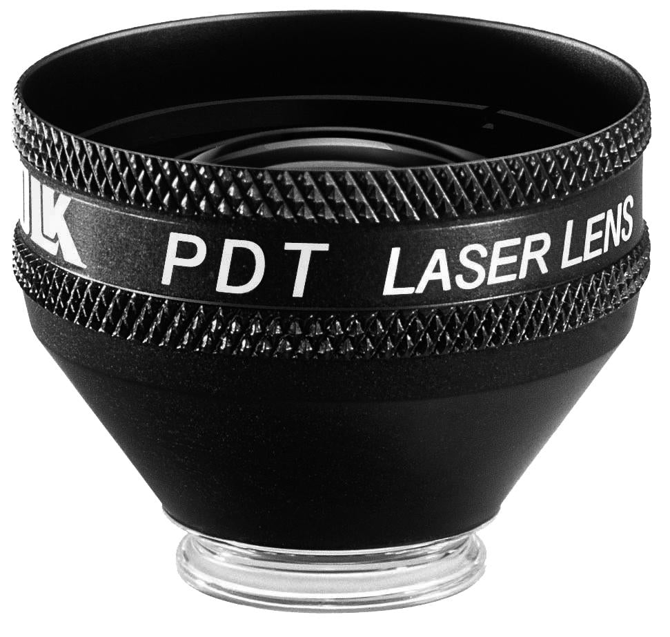 PDT Laser Contact Slit Lamp Lens with Flange | Volk