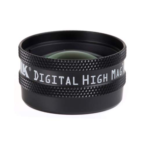 Digital High Mag® Slit Lamp Lens | Volk (Black)