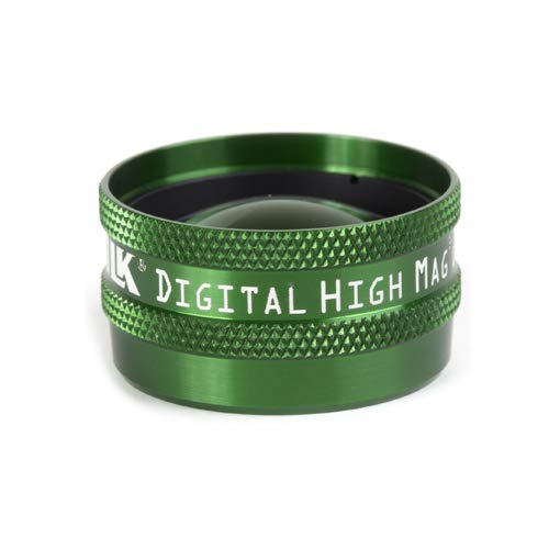 Digital High Mag® Slit Lamp Lens | Volk (Green)