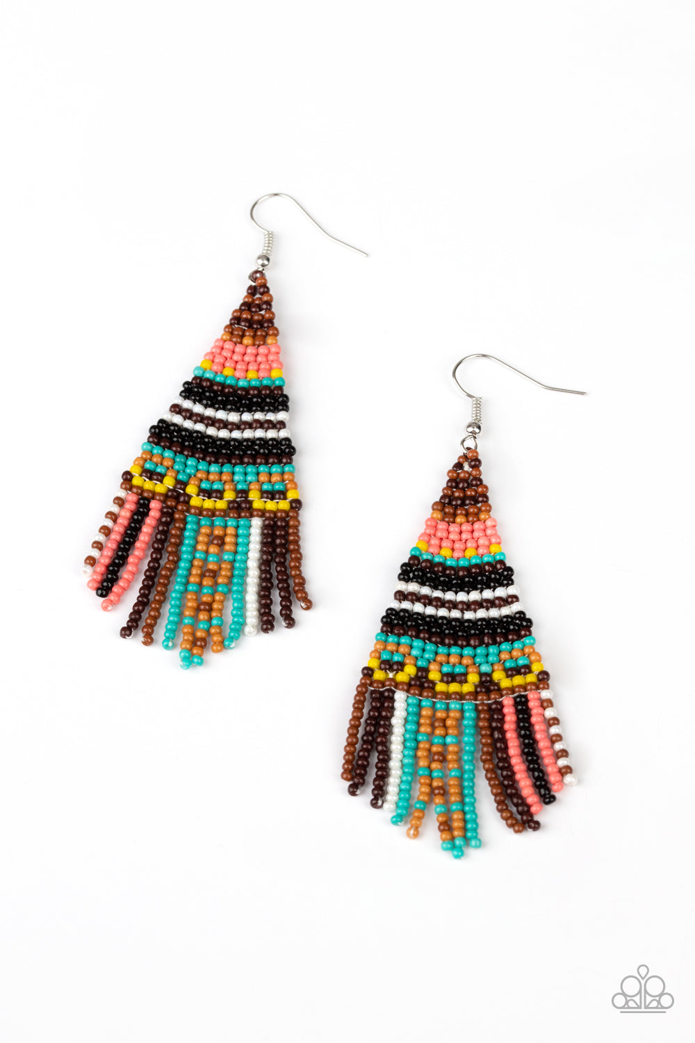 Beaded Bohemian - Brown