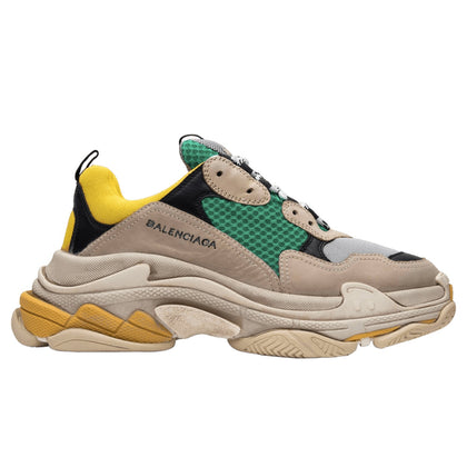 Balenciaga Triple S Trainer 2.0 'Green Yellow'