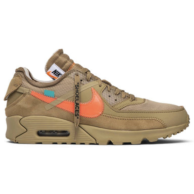 Air Max 90 OFF-WHITE Desert Ore - After Burn