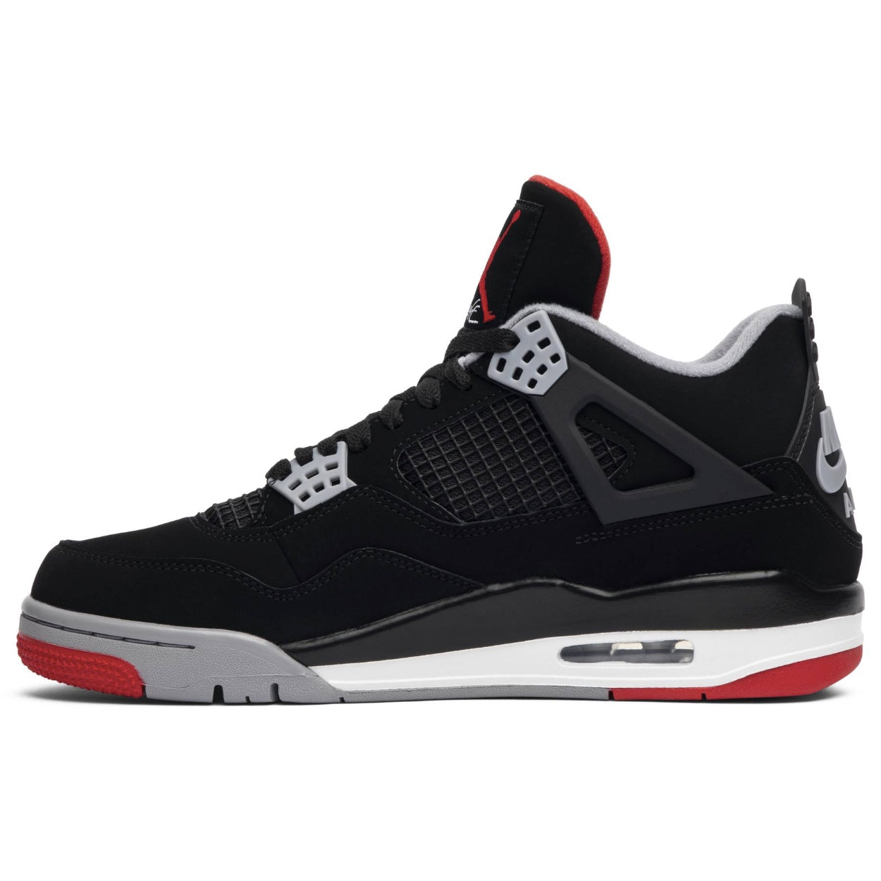 Air Jordan 4 Retro OG 'Bred' 2019