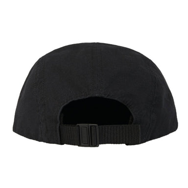 Supreme Military Camp Cap (FW19) Black - After Burn