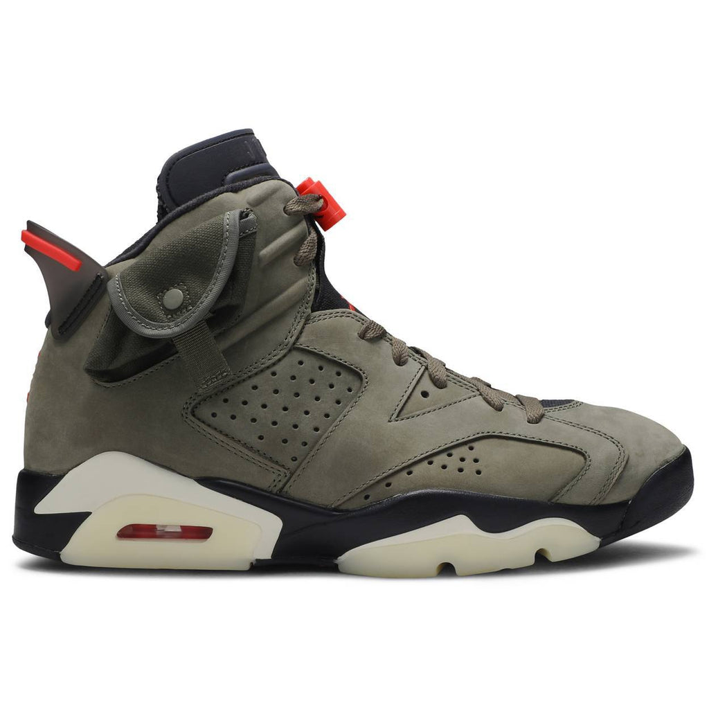 Air Jordan 6 Retro Travis Scott 'Olive'