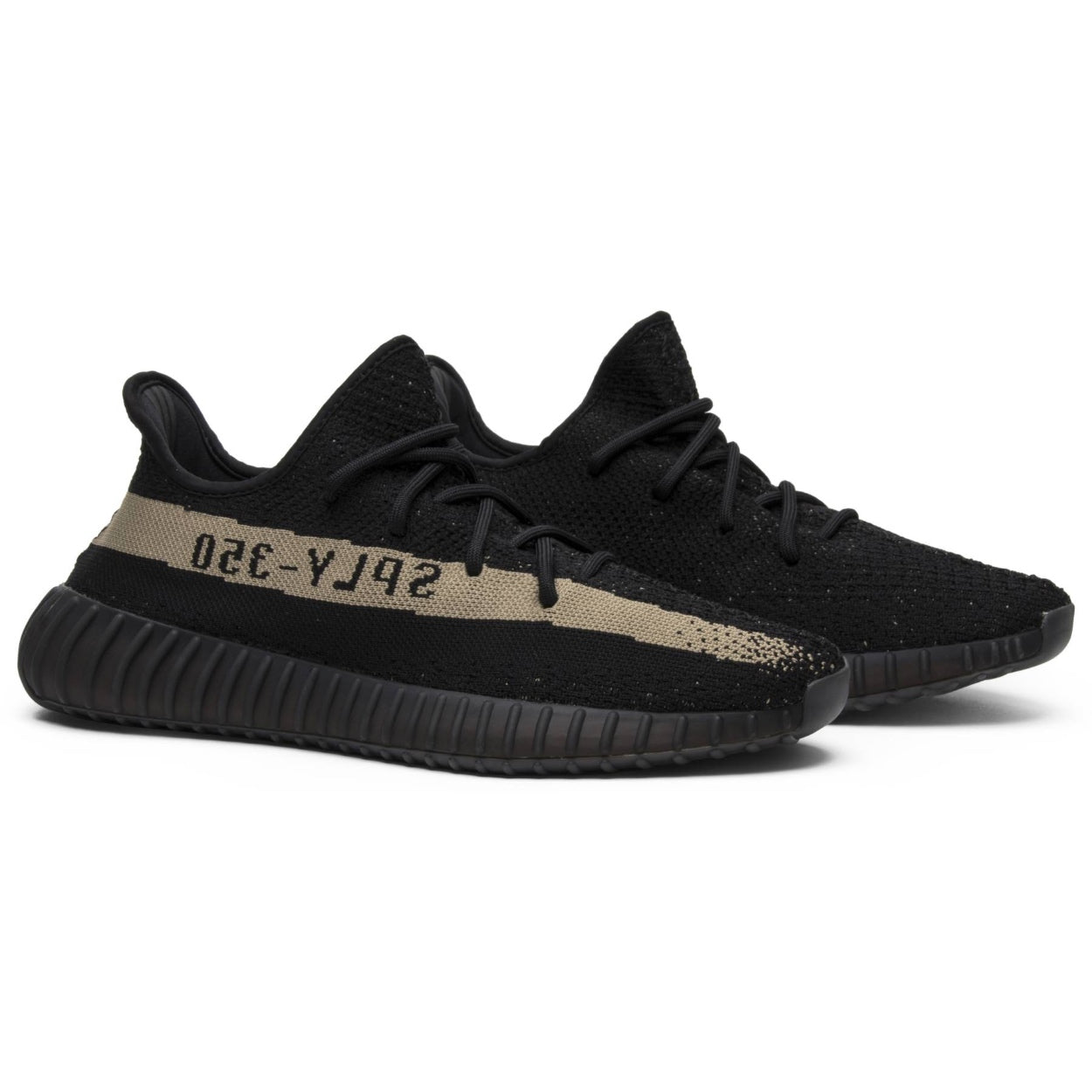 adidas Yeezy Boost 350 V2 'Core Black Green' - After Burn