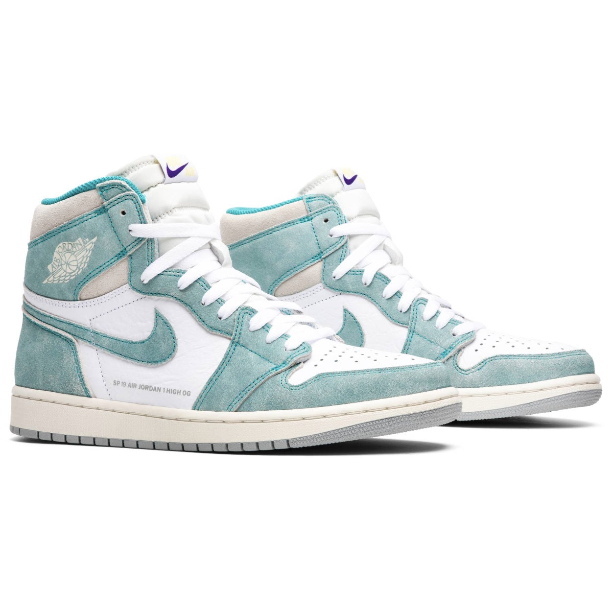 Air Jordan 1 Retro High OG 'Turbo Green' - After Burn