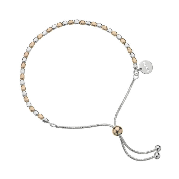 Najo Pretty Pebble Bracelet (Gold/Silver)