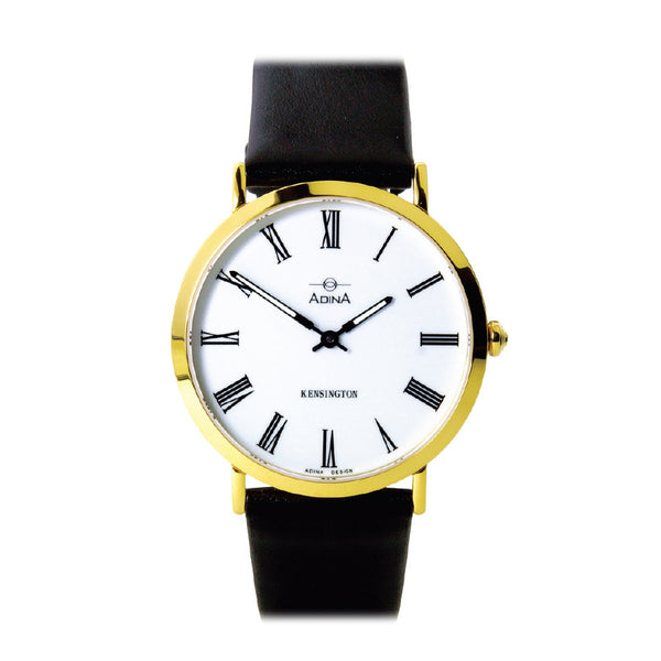 Adina Kensington Dress Watch Ct104 G1Rs (Black)