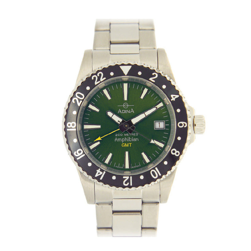 Adina Amphibian Dive Watch Ct106 S7Xb