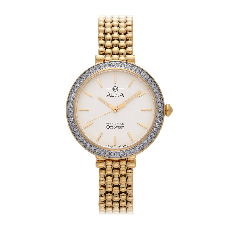 Adina Oceaneer Sports Dress Watch Ct109 G5Xb