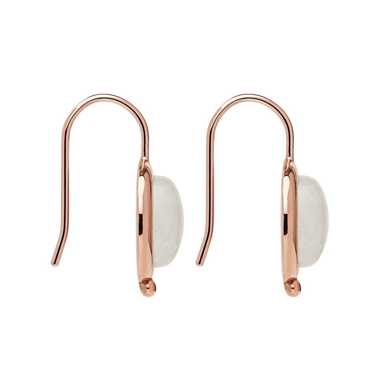 Najo Justinia Earrings Moonstone