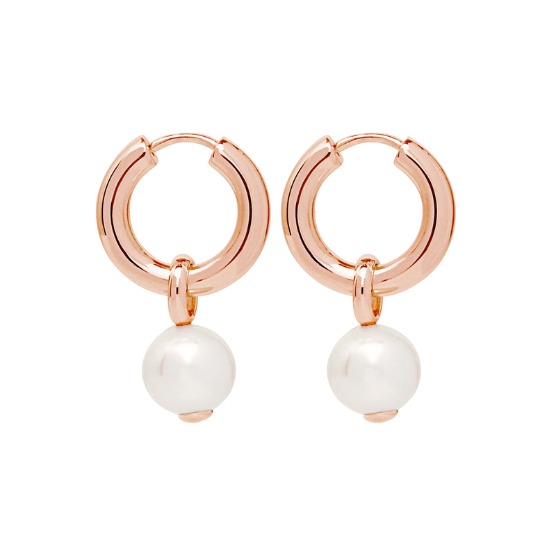 Najo Ms Perla Earrings Rose