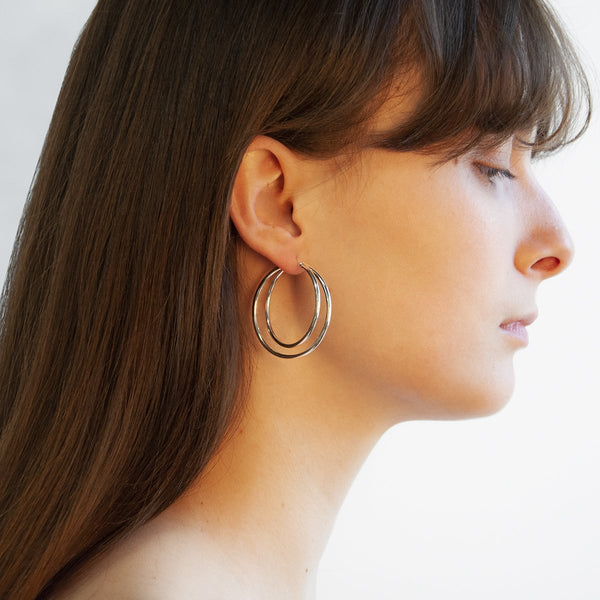 Najo Ability Hoop Earrings
