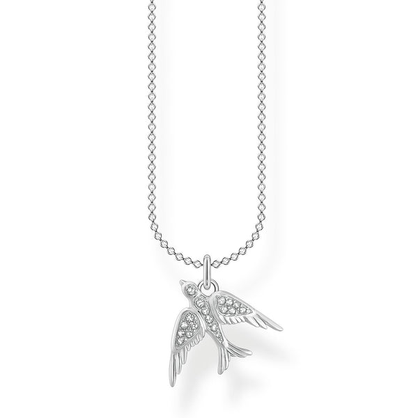 Thomas Sabo Necklace Bird Silver