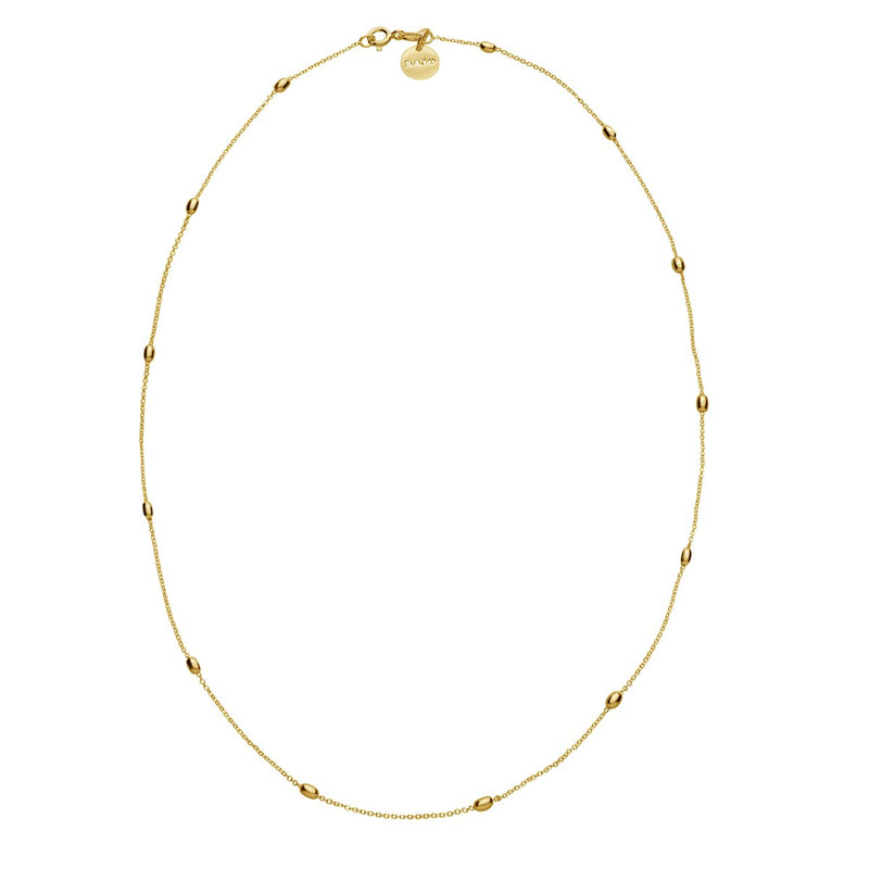 Najo Like a Breeze Necklace - Gold 45cm