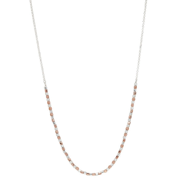 Najo Rosy Pretty Pebble Necklace