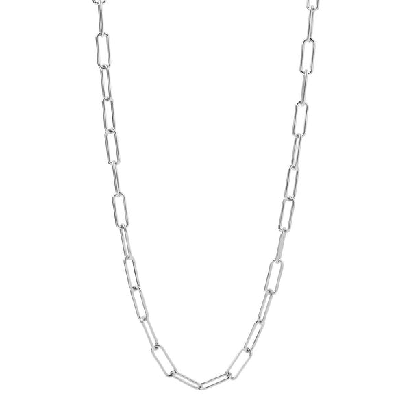 Najo Sterling Silver Vista Chain Necklace (60cm)