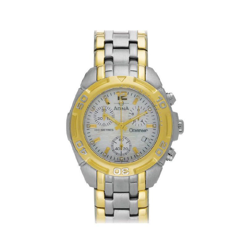 Adina Oceaneer Chronograph Sports Watch Nk133 T0Xb