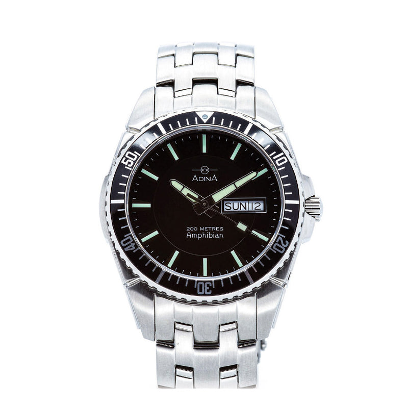 Adina Amphibian Dive Watch Nk167 S2Axb