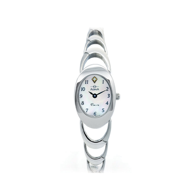 Adina Flaire Dress Watch Nk61 S0Fb